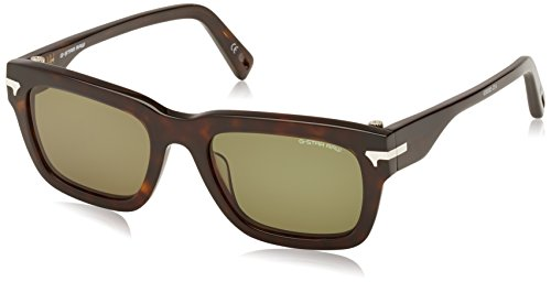 G-Star Raw GS600S 214 Havana Fat Dexter Wayfarer Sunglasses Lens Category - Man Fat Sunglasses