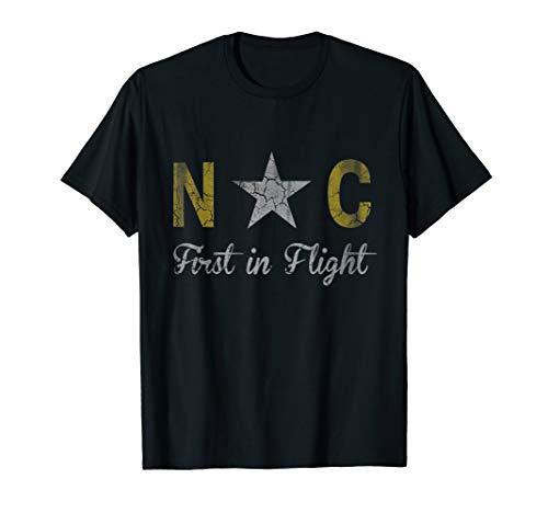 North Carolina T-Shirt First In Flight ()