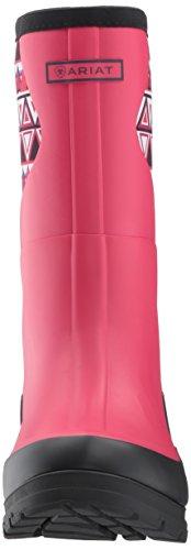 Ariat Kvinners Springgummi Arbeid Boot, Sjokkrosa, 7 B Oss Hot Pink