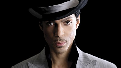 Prince Hot Super Music Star Fabric Cloth Rolled Wall Poster Print -- Size: (43