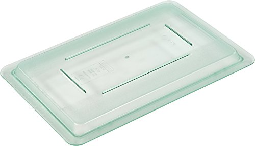 - Carlisle 10617C09 StorPlus Color-Coded Food Box Storage Container Lid Only, 18