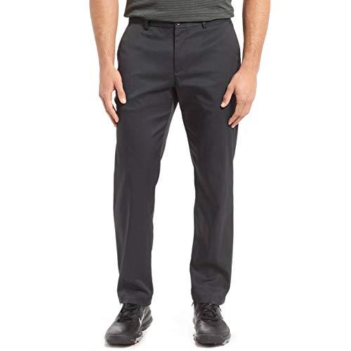 Nike Tech Flat Front Golf Pants Black (34-30)