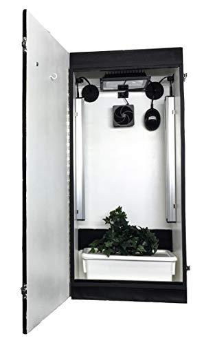 Cash Crop 6.0-2 Plant LED Hydroponics Grow Box