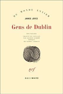 Gens de Dublin : nouvelles