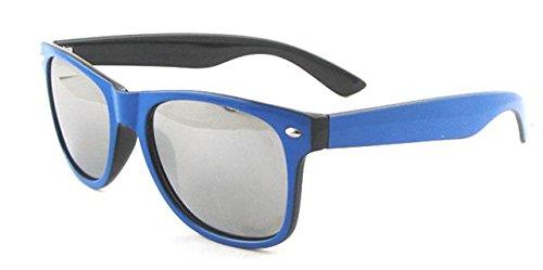 Mirror Blue Wayfarer Soleil Black Asvp Uv400 De Classique wf24 Lunettes ® Shop xBHHO7v
