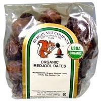 Bergin Fruit and Nut Company, Organic Medjool Dates, 14 oz (397 g)