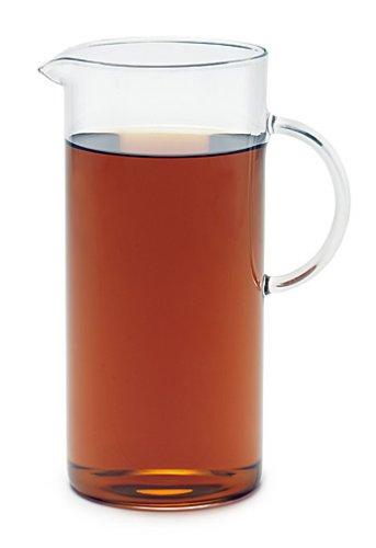 Adagio Teas Glass Pitcher