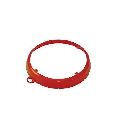 OIL SAFE 207006 Color Coded Drum Ring, Orange