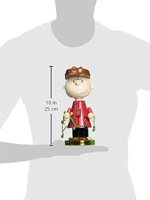 Kurt S. Adler 10-Inch Peanuts Nutcracker