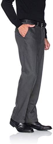 Eurex - Pantalon - Uni - Homme -  Gris -