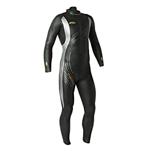 blueseventy 2019 Men's Thermal Reaction Triathlon Wetsuit – for Cold Open Water Swimming – Ironman & USAT Approved