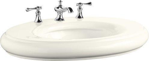 Kohler K-2001-10-96 Revival lavatory basin with 10