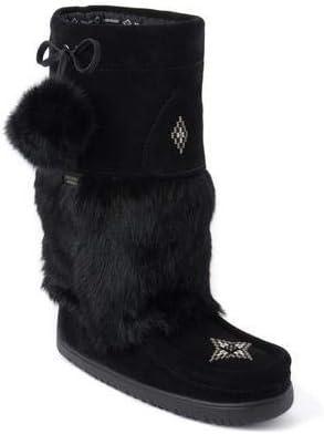 Manitobah Waterproof Snowy Owl Mukluk Womens