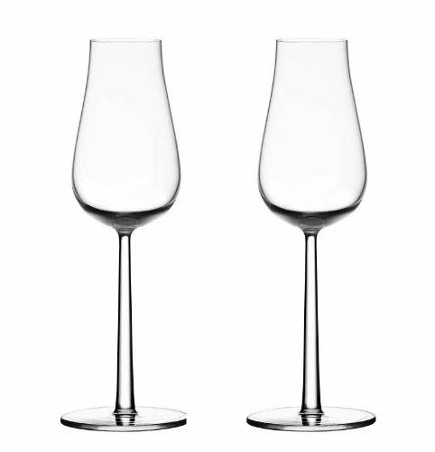 iittala Essence Plus Sparkling Wine Glass - Set of 2 (Iittala Glass Champagne)