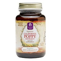 California Poppy, 60 Vcaps by Genesis Today (Pack of 2) -