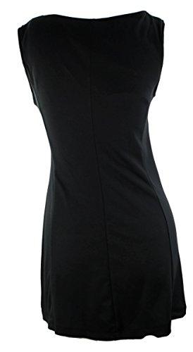 # 1148vestido de mujer Patchwork Funda para vestido de noche vestido túnica Invierno vestido verde marrón beige 3436384042 Verde