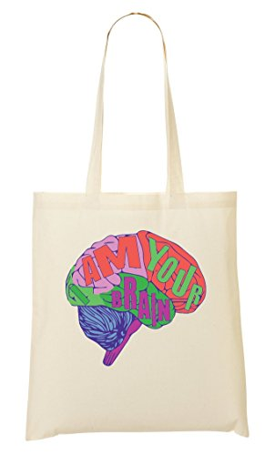 I Am Your Brain Cool Smart Bolso De Mano Bolsa De La Compra