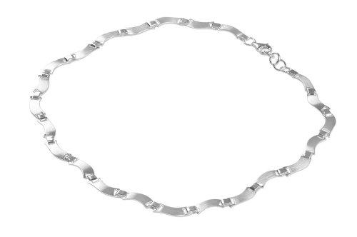 VINANI Collier Fine Line Silber 925 Halskette KFL