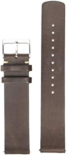 Skagen Watch Bands (Model: SKB6025) (Leather Replacement Watch Bands)