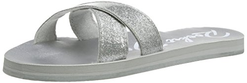Rocket Dog Pascal Shine On - Sandalias de sintético para mujer Plata - Silver (Shine On)