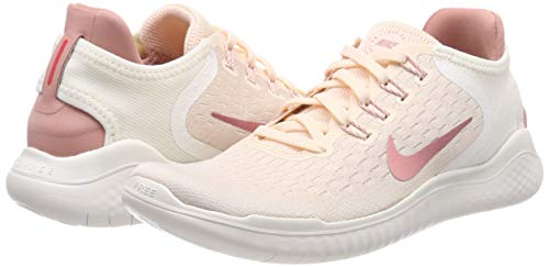 guava Mujer Running sail Para 802 Zapatillas Tint Free Nike Ice Multicolor Rn rust 2018 pink De Pink T0Bgzqw