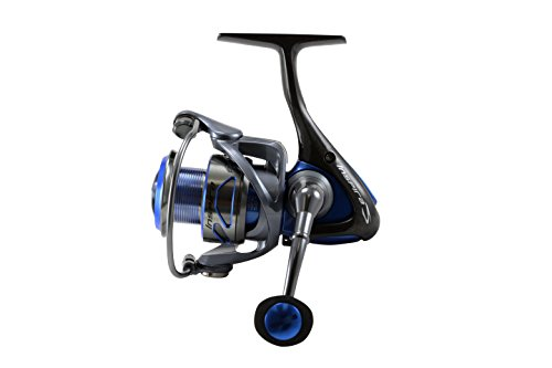 Okuma Inspira Carbon Frame Lightweight Spinning Reel, Blue- - Blue Reels