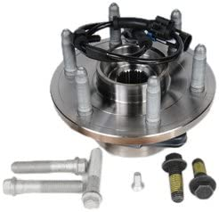 ACDelco FW435 GM Original Equipment Front Wheel Hub and Bearing Assembly with Wheel Speed Sensor and Wheel Studs