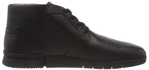 nero 000 nere da Leather Cul479sof Sole Softinos uomo Corgi scarpe x0wznqvS
