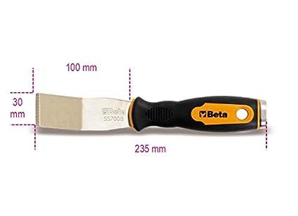 Beta 1479 RB/2 - Rasqueta para cuchillos doblados, 235 mm de ...