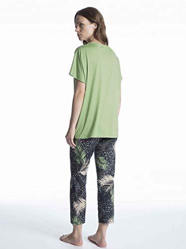 Pijama Para Aspen Green Mujer Calida p4An1w1q