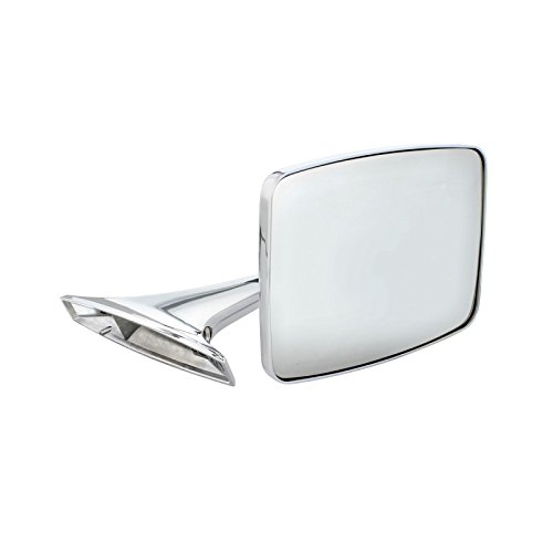 (United Pacific 1973-87 Chevy & Gmc Truck Convex Exterior Mirror, Right Hand Side with Led Turn)