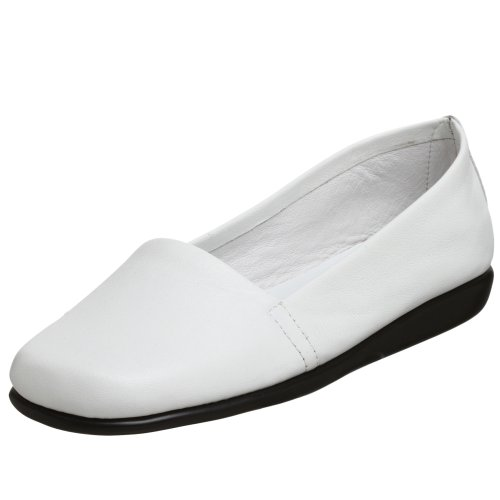 Aerosoles Women's Mr Softee, Black, White