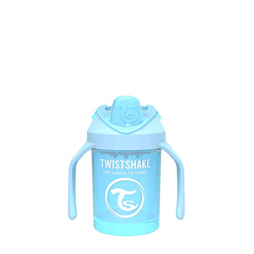 Vital Innovations 78268 Trinkbecher Twistshake Mini Cup, 230 ml, blau