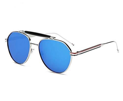 de libre conducción gafas Silver Protección unisex sol UV400 de al Gafas aire Gafas FlowerKui de sol pesca UXxPPO