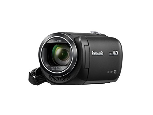 Panasonic HC-V380K Full HD Camcorder with Wi-Fi Multi Scene Camera (Black)