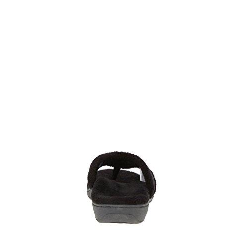 10 Sandals Bliss Slipper Black Orthotic Womens Vionic Bq1paHwUc