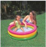 Intex Sunset Glow Baby Pool  34In X 10 In