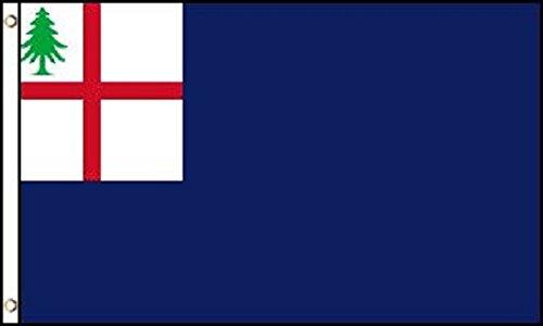 Bunker Hill Flag Battle Banner New England Historical Pennant 3x5 Indoor Outdoor