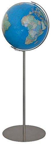 COLUMBUS DUO Leuchtglobus Standmodell 204086: Unbeleuchtet politisch, beleuchtet physisch