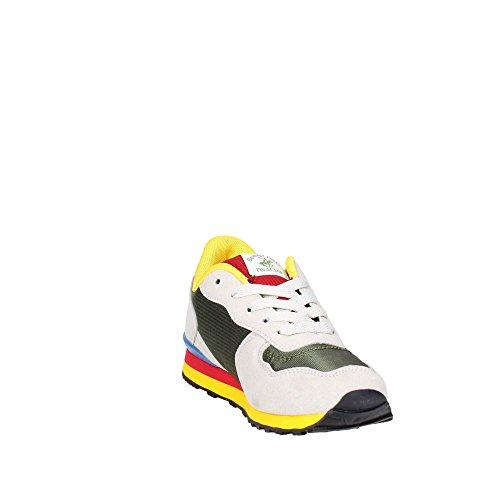 Beverly Hills Polo Club BH-8016 Zapatillas de Deporte Bajas Boy Gris