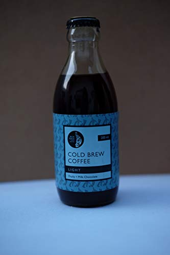 Blue Tokai Coffee Roasters Cold Brew Bottle, 200 ml (Light) (B07RVC8Z51) Amazon Price History, Amazon Price Tracker