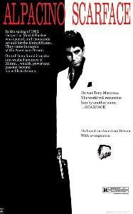 Scarface Poster ~ He was Tony Montana