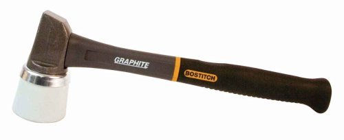 BOSTITCH HFM-3 45-Ounce Graphite Flooring Mallet by BOSTITCH
