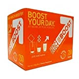 EBOOST Daily Health Booster Effervescent Powder Packets Orange 0.25 oz. x 20 pack 3 pack