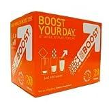 spike energy drink orange - EBOOST Daily Health Booster Effervescent Powder Packets Orange 0.25 oz. x 20 pack 2 pack