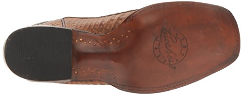 Haan Conciare Western Scarpa Cioccolato Brunito calzolaio da Lucchese Hn5AgwxqA