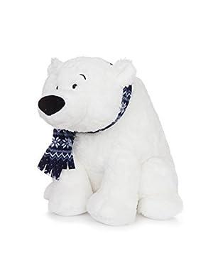 Aurora World 15-Inch Large Icy Bear by Aurora World Ltd Large Icy Bear
