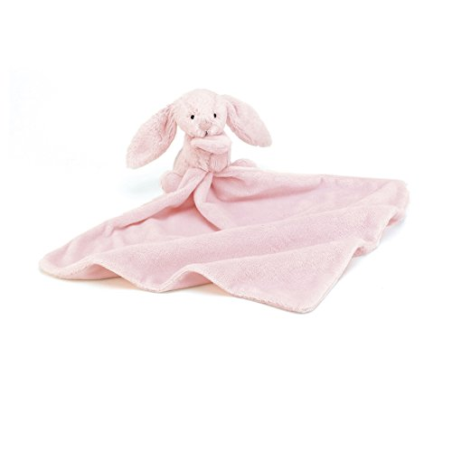 k Bunny Soother Security Blanket ()