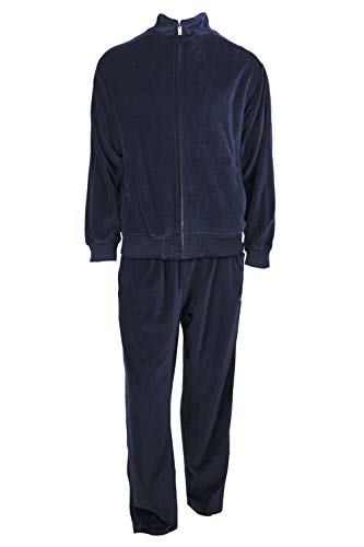 Sweatsedo Admiral Navy Blue Tracksuit (Large) ()
