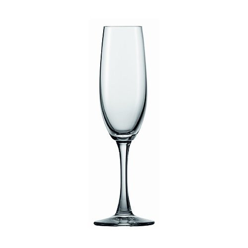 Glass Champagne Flutes, Spiegelau Clear Champagne Flute Set Of Four Glasses ()
